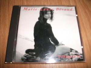 Marie-Laure Béraud -Turbigo 12-12- CD-Album 1991 - sehr rar