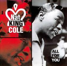 NAT KING COLE - ALL FOR YOU (NEW CD)