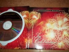 In Classical mood In Celebration CD & Book VGC Beethoven Bach Wagner Chabrier