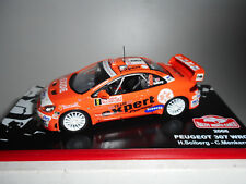 PEUGEOT 307 WRC RALLY MONTE CARLO 2006 SOLBERG ALTAYA IXO 1:43