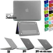 Brand New Frost Matte Rubberized Hardshell Hard Case for Apple MacBook Air / Pro