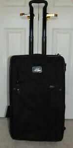 "TUMI Alpha  22"" Wheeled Upright Luggage. Style 22922DH  HS"