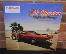 FU MANCHU - California Crossing, Limited 3LP COLORED VINYL Gatefold + Demos NEW!