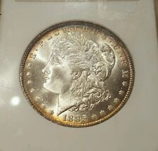 1885 O MORGAN DOLLAR GRADED MS 65 BY NGC, UPGRADE POTENTIAL!!!!!