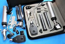 Cynamed usa Diagnostics Professional Physician ENT Kit - Otoscope Ophthalmoscope