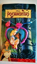 New! Disney Pocahontas Necklace Costume Jewelry Perfect Cond Mint! Free Shipping