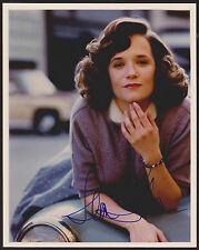 """LEA THOMPSON Signed 8 x 10 """"BACK TO THE FUTURE"""" Photo Autograph w/ COA Nice AUTO"""