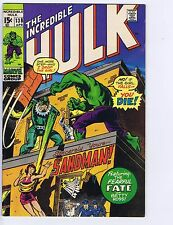 Incredible Hulk #138 Marvel 1971