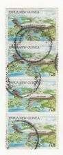 Independent Nation Aviation Papua New Guinean Stamps