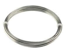Stainless Steel 316L Wire (18Ga / 1.0 MM) 50 Feet Coil / Wire Wrapping