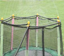 39ft Trampoline Sprinkler Kids Summer Outdoor Water Toy Fun Waterpark Spray
