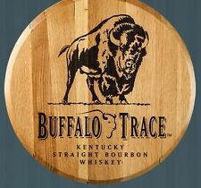 Buffalo Trace Licensed Authentic Barrel Head