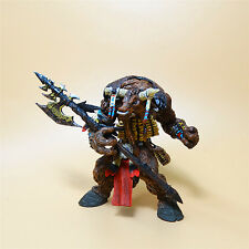 WOW World of Warcraft Figure TAUREN SHAMAN  LOOSE 10CM M1