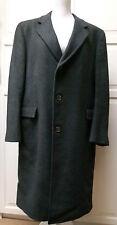 Malcolm Kenneth 100%  MONGOLIAN CASHMERE Long Coat size TURMAN & REYNOLDS LTD 44