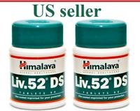 2 X 60 tabs Himalaya Herbe LIV52DS Soin Du Foie Digestion Désintoxiquant