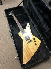 Hamer Standard Explorer Owned and Played by Michael Sweet Stryper Auto Z-846