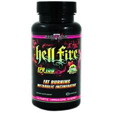 Innovative HELLFIRE 100caps NEW HARDCORE ENERGY FORMULA Fat Burner FOCUS