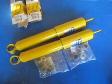 2 Shock Absorbers Rear Gas Monroe Gas-Magnum 4x4 For Toyota: Land Cruiser