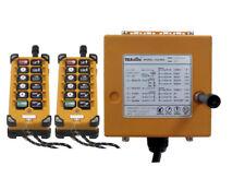 Telecrane F23-A++ 18V-65V Hoist Crane Wireless Remote Control (2 T+1 R) 36V 24V