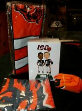 Dick Butkus & Gale Sayers Bobblehead Chicago Bears 100 Years + 3 Other Giveaways