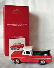 Hallmark 2020 Chevrolet 1966 C-10 Pickup Ornament 26th All American Truck Series