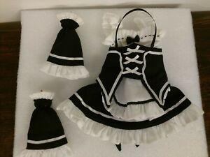 BJD Doll 1/4 Maid Outfit Dress