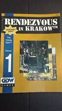 Rendezvous in Krakow adventure Twilight: 2000 USED by GDW Game Design Workshop