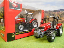 BRITAINS MASSEY FERGUSON 7718 4WD TRACTOR 1/32 43107A1 NEW & BOXED