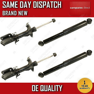 MERCEDES-BENZ V-CLASS, VITO (638) X4 FRONT AND REAR SHOCK ABSORBER 96>03 *NEW*