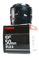 Canon EF 50mm f/1,8 II