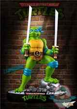 "Teenage Mutant Ninja Turtles Leonardo on Defeated Mouser 15"" Statue"
