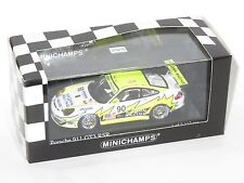 1/43 Porsche 911 GT3 RSR  White Lightning Racing  Le Mans 24 Hrs 2006 #90