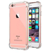 "FUNDA CARCASA IPHONE 6 / 6S PLUS 5.5"" TPU SILICONA ANTI GOLPES REFORZADA"