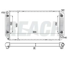 Radiator Reach Cooling 41-1696