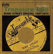 Treasure Isle - Bond Street Special 1967-74 NEW CD £9.99 VOICE OF JAMAICA