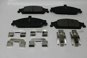 Disc Brake Pad Set-Rear Disc Front KD727