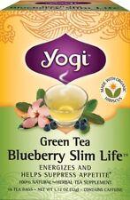 Green Tea  Blueberry Slim Life™ - Yogi Tea