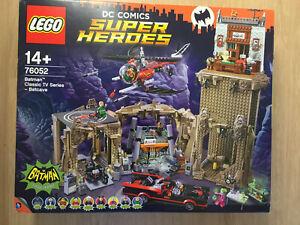 LEGO SUPER HEROES - Batman - DC Comics - 76052 NEU NEW OVP!!!!!!