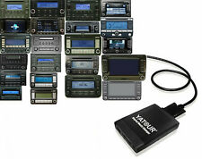USB SD AUX CD Wechsler Inerface MP3 kompatibel VW 12 PIN Radio RNS2 MFD2 RNS510