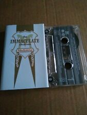 MADONNA - CASSETTE TAPE ALBUM - IMMACULATE COLLECTION (BEST OF/GREATEST HITS)