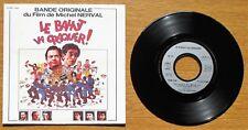 """SP de 1981 BOF """" Le bahut va craquer ! """" / EMI N° 2C 008-72.402 / Excellent état"""