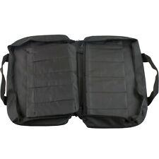 Knife Carrying Storage Case Pack Holds 22 Pocket Knives Black Cordura