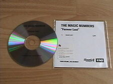 THE MAGIC NUMBERS - FOREVER LOST (RARE PROMO CD SINGLE)