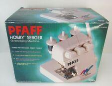 PFAFF HOBBY SERGER TS381A, Portable Overedging Machine Overlock Sewing Craft