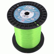Stren IGFA Hivis Green 1200m Monofilament Line BULK Spool 24k 50lb 0.71m