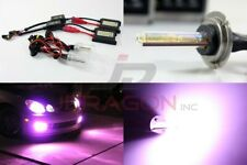H7 12000K Purple 35W Slim DC Ballast HID Conversion Kit Xenon Bulb