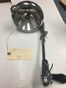 1950 Ford Chrome Spot Light Unity model S-5 spotlight 6 Volt