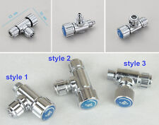 1pcs Aluminum Precise CO2 Needle Valve Regulator for aquarium plants