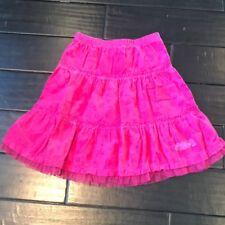 Naartjie pink skirt size M - 5 years