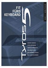 Fit pour's Keyboard yamaha tyr 5 bd.2 Livre de Manni pichler pour pour & les débutants